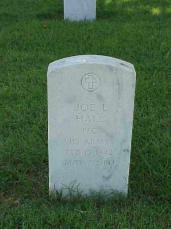 HALL (VETERAN VIET), JOE L - Pulaski County, Arkansas | JOE L HALL (VETERAN VIET) - Arkansas Gravestone Photos