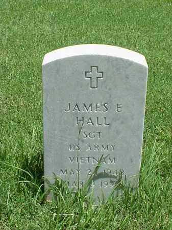 HALL (VETERAN VIET), JAMES E - Pulaski County, Arkansas | JAMES E HALL (VETERAN VIET) - Arkansas Gravestone Photos