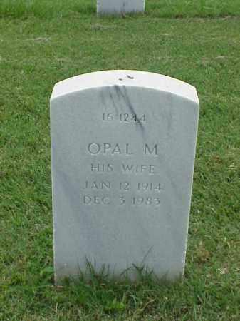 HALTEMAN, OPAL M - Pulaski County, Arkansas | OPAL M HALTEMAN - Arkansas Gravestone Photos