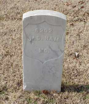 HAM  (VETERAN SAW), JAMES - Pulaski County, Arkansas | JAMES HAM  (VETERAN SAW) - Arkansas Gravestone Photos