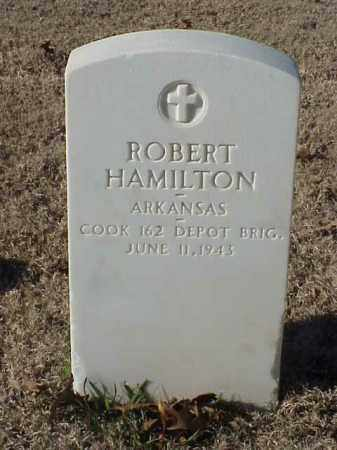 HAMILTON  (VETERAN WWI), ROBERT - Pulaski County, Arkansas | ROBERT HAMILTON  (VETERAN WWI) - Arkansas Gravestone Photos