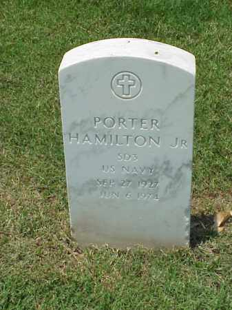 HAMILTON, JR (VETERAN VIET), PORTER - Pulaski County, Arkansas | PORTER HAMILTON, JR (VETERAN VIET) - Arkansas Gravestone Photos