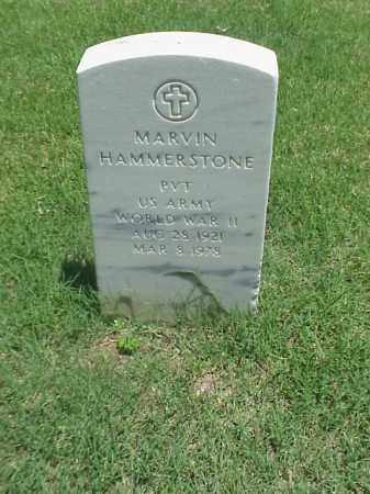 HAMMERSTONE (VETERAN WWII), MARVIN - Pulaski County, Arkansas | MARVIN HAMMERSTONE (VETERAN WWII) - Arkansas Gravestone Photos