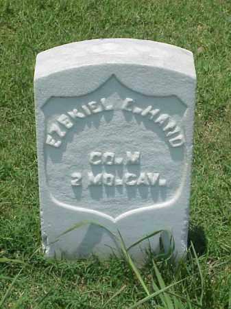 HAND (VETERAN UNION), EZEKIEL E - Pulaski County, Arkansas   EZEKIEL E HAND (VETERAN UNION) - Arkansas Gravestone Photos