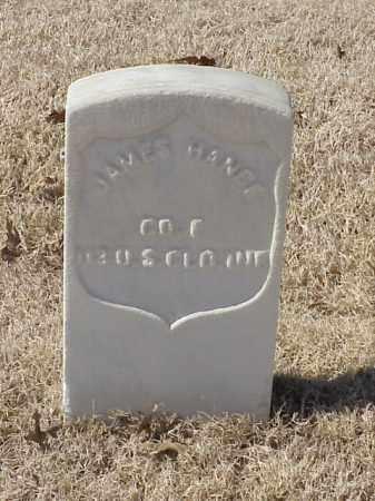 HANCE  (VETERAN UNION), JAMES - Pulaski County, Arkansas   JAMES HANCE  (VETERAN UNION) - Arkansas Gravestone Photos