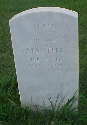 HANDS, MARTHA - Pulaski County, Arkansas | MARTHA HANDS - Arkansas Gravestone Photos