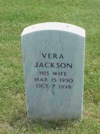 JACKSON HANEY, VERA - Pulaski County, Arkansas | VERA JACKSON HANEY - Arkansas Gravestone Photos