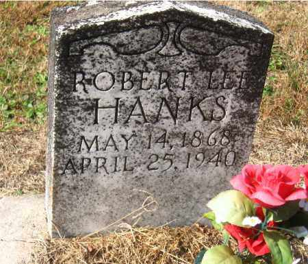 HANKS, ROBERT LEE - Pulaski County, Arkansas | ROBERT LEE HANKS - Arkansas Gravestone Photos