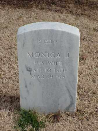 HANNAH, MONICA J. - Pulaski County, Arkansas | MONICA J. HANNAH - Arkansas Gravestone Photos