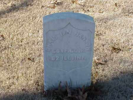HANSON  (VETERAN UNION), CHRISTIAN - Pulaski County, Arkansas | CHRISTIAN HANSON  (VETERAN UNION) - Arkansas Gravestone Photos