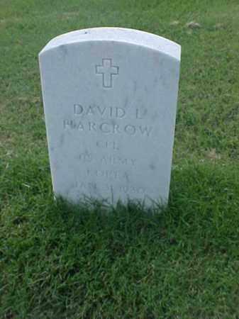 HARCROW (VETERAN KOR), DAVID L - Pulaski County, Arkansas   DAVID L HARCROW (VETERAN KOR) - Arkansas Gravestone Photos