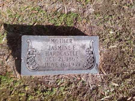 HARDCASTLE, JASMINE FREEMAN - Pulaski County, Arkansas | JASMINE FREEMAN HARDCASTLE - Arkansas Gravestone Photos