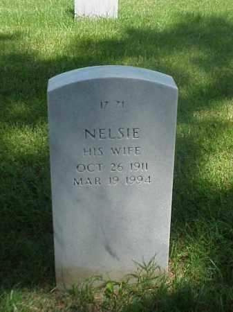 HARDIMAN, NELSIE - Pulaski County, Arkansas | NELSIE HARDIMAN - Arkansas Gravestone Photos