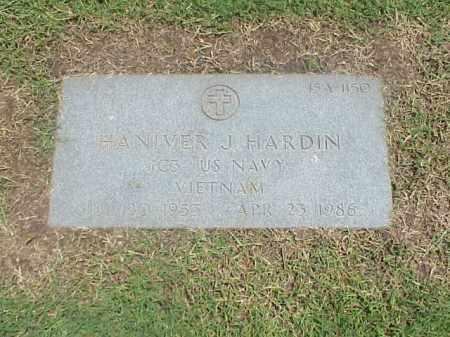 HARDIN (VETERAN VIET), HANIVER J - Pulaski County, Arkansas | HANIVER J HARDIN (VETERAN VIET) - Arkansas Gravestone Photos