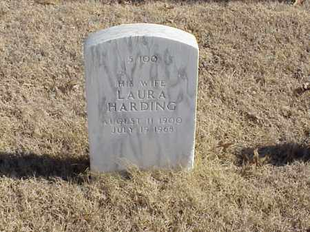 HARDING YOUNG, LAURA - Pulaski County, Arkansas | LAURA HARDING YOUNG - Arkansas Gravestone Photos