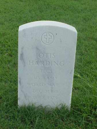 HARDING (VETERAN WWII), OTIS - Pulaski County, Arkansas | OTIS HARDING (VETERAN WWII) - Arkansas Gravestone Photos