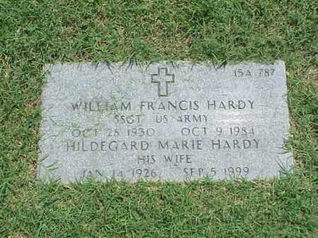HARDY, HILDEGARD MARIE - Pulaski County, Arkansas | HILDEGARD MARIE HARDY - Arkansas Gravestone Photos