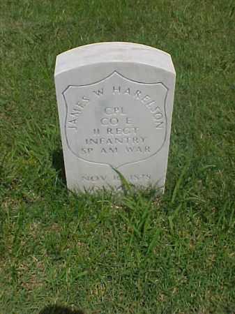 HARELSON (VETERAN SAW), JAMES W - Pulaski County, Arkansas | JAMES W HARELSON (VETERAN SAW) - Arkansas Gravestone Photos