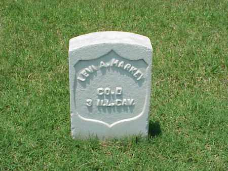 HARKEY (VETERAN UNION), LEVI A - Pulaski County, Arkansas | LEVI A HARKEY (VETERAN UNION) - Arkansas Gravestone Photos