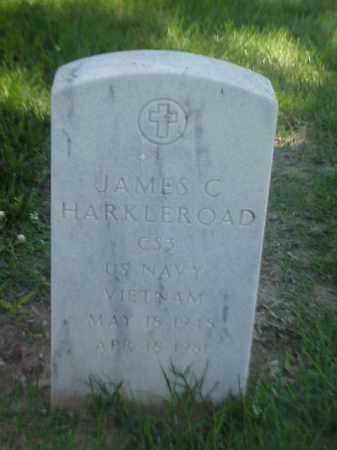 HARKLEROAD (VETERAN VIET), JAMES C - Pulaski County, Arkansas   JAMES C HARKLEROAD (VETERAN VIET) - Arkansas Gravestone Photos