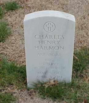 HARMON  (VETERAN 2 WARS), CHARLES HENRY - Pulaski County, Arkansas | CHARLES HENRY HARMON  (VETERAN 2 WARS) - Arkansas Gravestone Photos