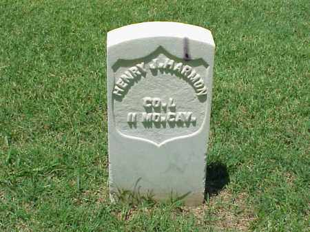HARMON (VETERAN UNION), HENRY J - Pulaski County, Arkansas | HENRY J HARMON (VETERAN UNION) - Arkansas Gravestone Photos