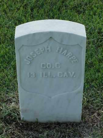 HARPE (VETERAN UNION), JOSEPH - Pulaski County, Arkansas   JOSEPH HARPE (VETERAN UNION) - Arkansas Gravestone Photos