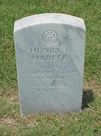 HARPER (VETERAN VIET), HENRY L - Pulaski County, Arkansas | HENRY L HARPER (VETERAN VIET) - Arkansas Gravestone Photos