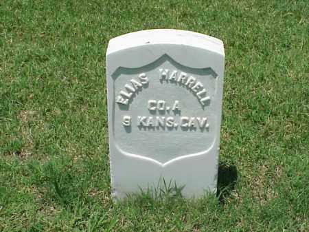 HARRELL (VETERAN UNION), ELIAS - Pulaski County, Arkansas | ELIAS HARRELL (VETERAN UNION) - Arkansas Gravestone Photos