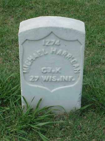 HARRIGAN (VETERAN UNION), MICHAEL - Pulaski County, Arkansas | MICHAEL HARRIGAN (VETERAN UNION) - Arkansas Gravestone Photos