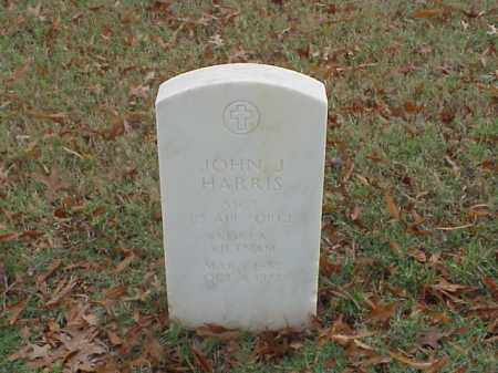 HARRIS  (VETERAN 2 WARS), JOHN J - Pulaski County, Arkansas | JOHN J HARRIS  (VETERAN 2 WARS) - Arkansas Gravestone Photos