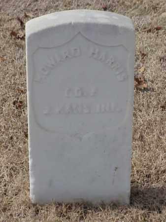 HARRIS  (VETERAN UNION), HOWARD - Pulaski County, Arkansas | HOWARD HARRIS  (VETERAN UNION) - Arkansas Gravestone Photos