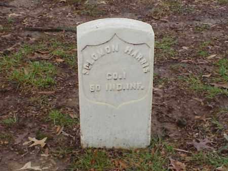 HARRIS  (VETERAN UNION), SOLOMON - Pulaski County, Arkansas   SOLOMON HARRIS  (VETERAN UNION) - Arkansas Gravestone Photos