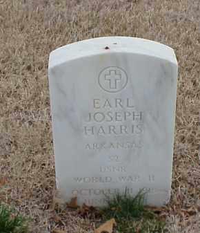 HARRIS  (VETERAN WWII), EARL JOSEPH - Pulaski County, Arkansas   EARL JOSEPH HARRIS  (VETERAN WWII) - Arkansas Gravestone Photos