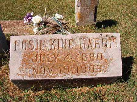 HARRIS, FOSIE - Pulaski County, Arkansas | FOSIE HARRIS - Arkansas Gravestone Photos