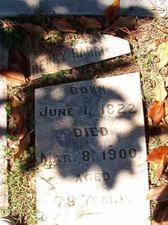 HARRIS, HENRY - Pulaski County, Arkansas | HENRY HARRIS - Arkansas Gravestone Photos