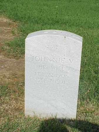 HARRIS, JOHNNIE V - Pulaski County, Arkansas | JOHNNIE V HARRIS - Arkansas Gravestone Photos