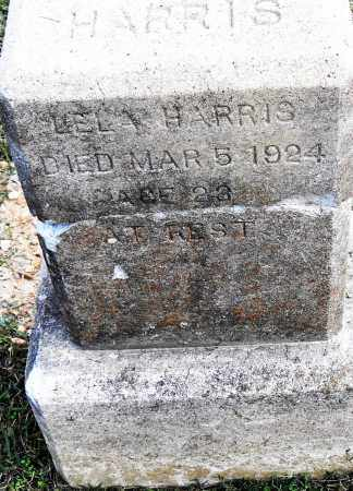 HARRIS, LELA - Pulaski County, Arkansas | LELA HARRIS - Arkansas Gravestone Photos