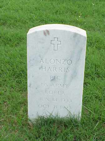 HARRIS (VETERAN KOR), ALONZO - Pulaski County, Arkansas | ALONZO HARRIS (VETERAN KOR) - Arkansas Gravestone Photos