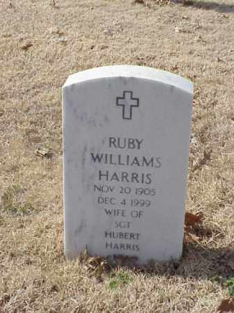 HARRIS, RUBY - Pulaski County, Arkansas | RUBY HARRIS - Arkansas Gravestone Photos