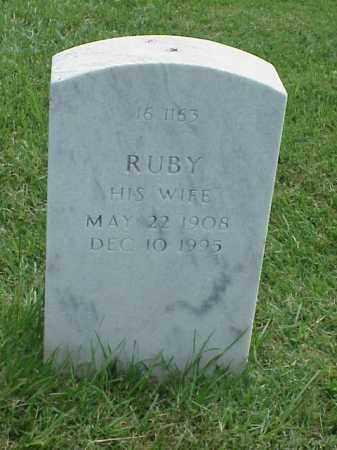 HARRIS, RUBY - Pulaski County, Arkansas   RUBY HARRIS - Arkansas Gravestone Photos