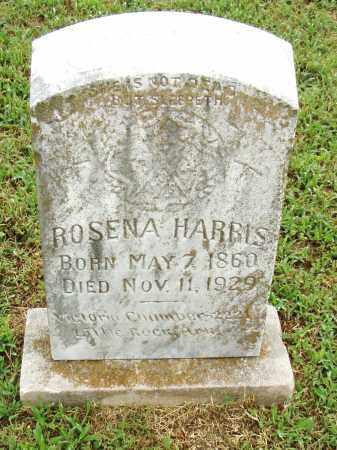 HARRIS, ROSENA - Pulaski County, Arkansas   ROSENA HARRIS - Arkansas Gravestone Photos