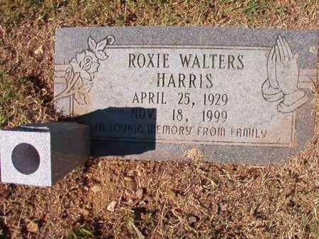 WALTERS HARRIS, ROXIE - Pulaski County, Arkansas | ROXIE WALTERS HARRIS - Arkansas Gravestone Photos