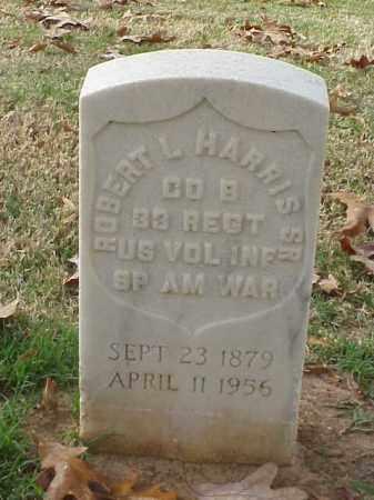 HARRIS, SR (VETERAN SAW), ROBERT L - Pulaski County, Arkansas   ROBERT L HARRIS, SR (VETERAN SAW) - Arkansas Gravestone Photos