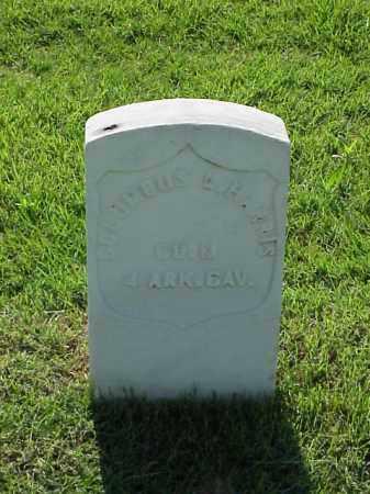 HARRIS (VETERAN UNION), COLUMBUS L - Pulaski County, Arkansas | COLUMBUS L HARRIS (VETERAN UNION) - Arkansas Gravestone Photos