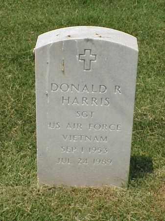HARRIS (VETERAN VIET), DONALD R - Pulaski County, Arkansas   DONALD R HARRIS (VETERAN VIET) - Arkansas Gravestone Photos