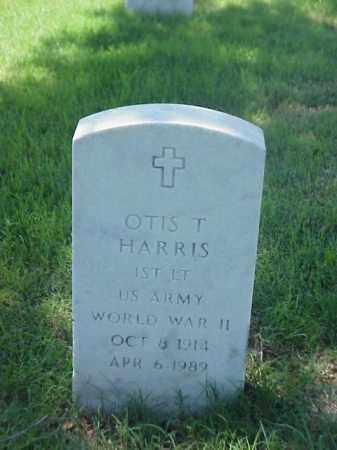 HARRIS (VETERAN WWII), OTIS T - Pulaski County, Arkansas | OTIS T HARRIS (VETERAN WWII) - Arkansas Gravestone Photos