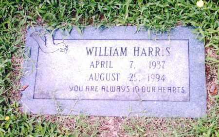 HARRIS, WILLIAM - Pulaski County, Arkansas | WILLIAM HARRIS - Arkansas Gravestone Photos