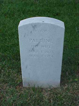 HARRISON, PAULINE - Pulaski County, Arkansas | PAULINE HARRISON - Arkansas Gravestone Photos