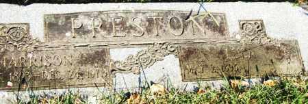 HARRISON, LULA MAY - Pulaski County, Arkansas | LULA MAY HARRISON - Arkansas Gravestone Photos